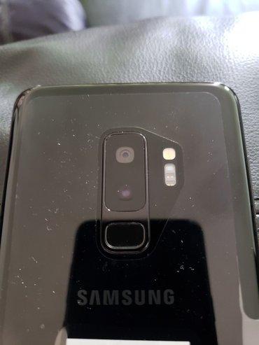 Qəbələ şəhərində Samsung galaxy s9 plus