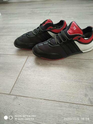 Кросовки дизайнерские adidas Y3, оригинал в отличном состоянии б/у, 42