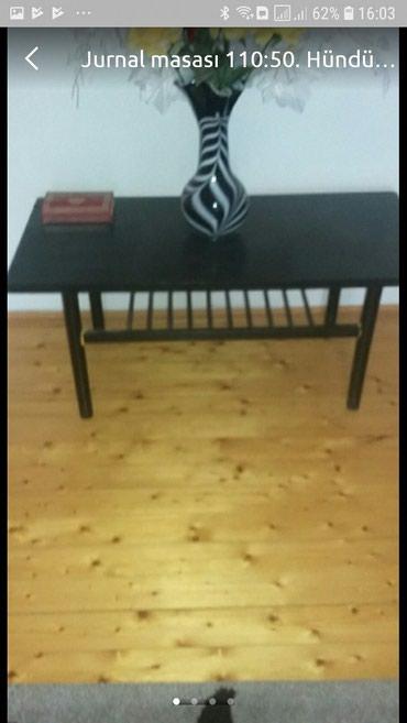 Xırdalan şəhərində Yurnal stolu