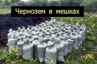 lexus с пробегом в Ак-Джол: Чернозем перегной в мешках с доставкой качество100%