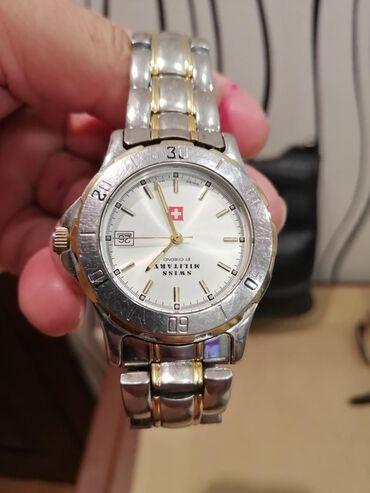 Срочно продаю швейцарские армейские часы! Состояние отличное