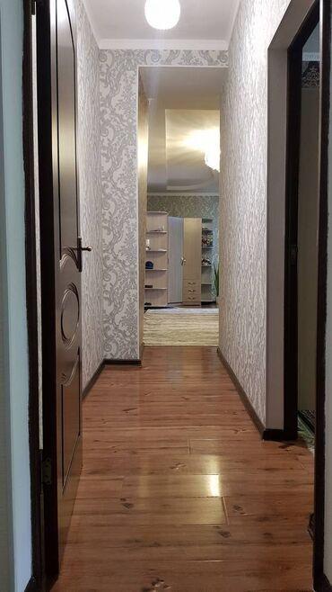 Продажа квартир - Бишкек: Индивидуалка, 3 комнаты, 98 кв. м С мебелью, Евроремонт, Кондиционер