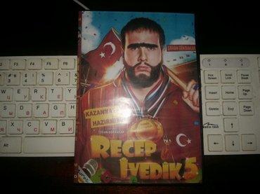 Bakı şəhərində Receb ivedik 5 komediya filmi.Yüksək görüntü kefiyəti.Yenidir.Sayı çox