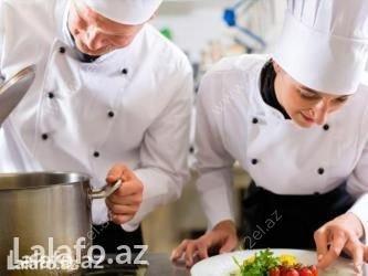 Bakı şəhərində Restorana pover teleb olunur..Yas heddi yoxdur..Is qrafiki danisiq