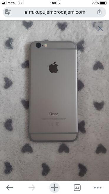 Apple Iphone - Smederevo: IPhone 6 Silver