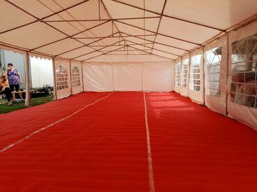 Konac - Srbija: Sale Aleksandar 060- Iznajmljujemo prelepe bele, NOVE paviljon šatore