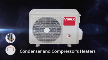 Kondicioneri | Srbija: Vivax Cool, klima uređaji, ACP-12CH35AEX hl/grOpis proizvoda