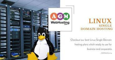 Single linux hosting at just for NPR 1399/year AGM WEB HOSTING. We al