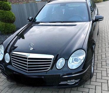 Bakı şəhərində Mercedes-Benz E 220 2006