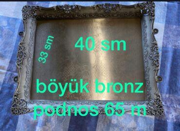 Mətbəx üçün digər aksesuarlar - Azərbaycan: Bronz padnos