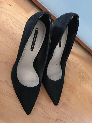 Prada cipele original - Srbija: ORIGINAL ZARA cipele, nošene dva puta