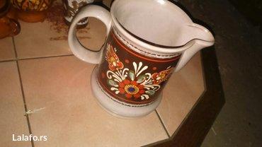 Unikat čajnik bez oštećenja, prelepp - Cuprija - slika 2