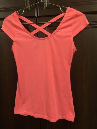 Летняя Турецкая футболка,размер 42-44(S-m)