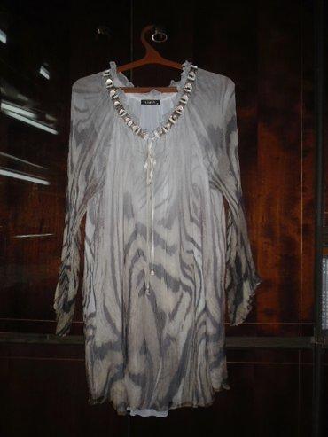 Красивая турецкая блузочка- разлетайка в Бишкек