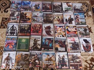 дубликатор дисков в Кыргызстан: Продаю диски поддерживают на средних ПК (скажу все в лс) (возврату не