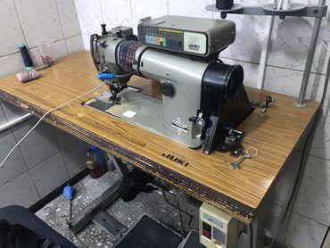 Продаю беспосадочнуюяпонскую фирменную автоматическую прямострочкуJuki