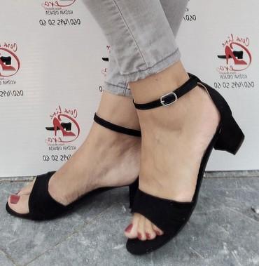 Ženska obuća | Sokobanja: Izuzetne sandale na stabilnoj potpetici od 5,5cm