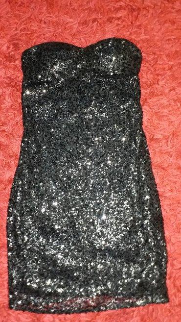 Crna top haljinica - Kraljevo