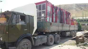 Камаз 5410 тягач,вал круговой стандарт,новый акум!  0 555 00 88 22  в Бишкек