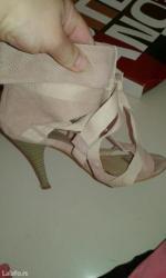 Ženska obuća | Backa Palanka: Sandale sa masnom lepo izgledaju na nozi br. 37