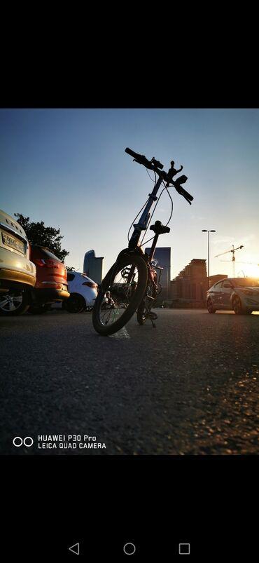 isma discovery - Azərbaycan: Isma bikes discovery '20 satılır City velosiped dir. Arxa sürət
