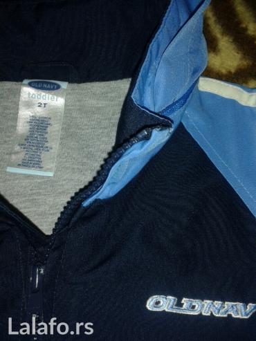 Suskava,postavljena jaknica,sa kapuljacom,vel 2, Old Navy,malo nosena - Novi Sad