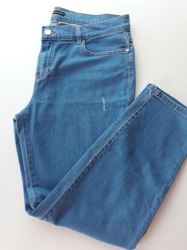 Мягкие джинцы новые Massimo Dutti