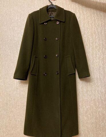 свадебное платье размер 46 48 в Кыргызстан: Продается кашемировое пальто в идеальном состоянии! Размер 46-48
