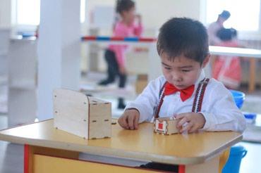 "Монтессори детский сад ""Сальма"" в Бишкек"