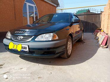 Toyota Avensis 1.6 л. 2002
