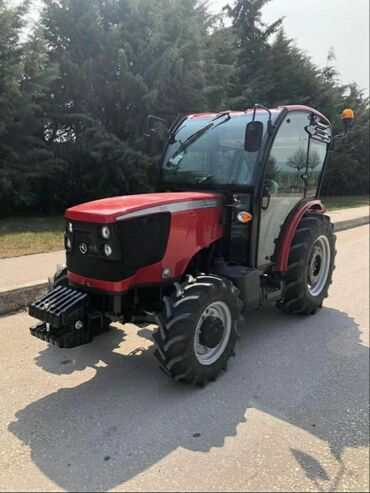 Traktor Tümossan 5265.Emisyon Seviyesi Stage IIIA.Nominal Motor Gücü