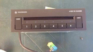 Elektronika za auta - Backa Palanka: Radio, CD Player Sony VW Volkswagen Golf 5 Golf 6, orig. za VW Passat
