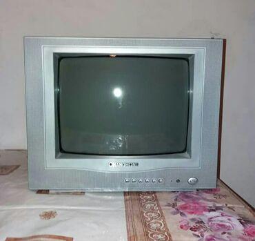 Телевизоры - Бишкек: Продам телевизор с рессивером. Цветной