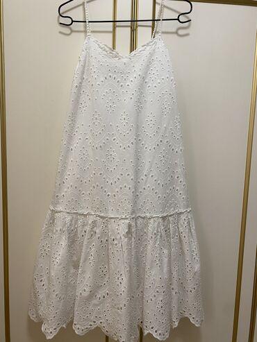Платье Zara s-m идеальное состояние 800 сом