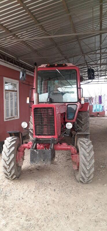kabloklu traktor altlıqlı bosonojkalar - Azərbaycan: Traktr ela veziyetdedir heçbir problem yoxdi 4 tekeri diskiyle bir