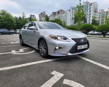 Транспорт - Маловодное: Lexus ES 2.5 л. 2017