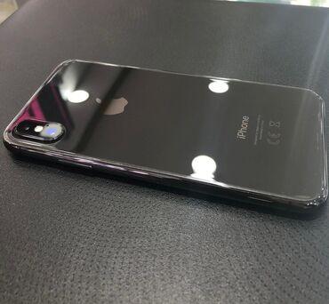 Apple Iphone - Бишкек: Б/У iPhone X 256 ГБ Черный (Jet Black)