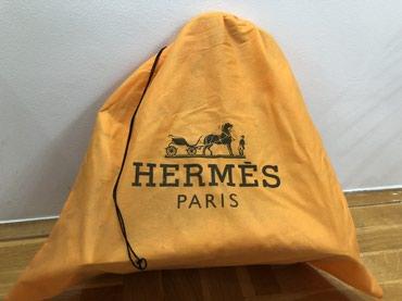 Hermes Birkin torba. Bež boje. Upotrebljena dva puta. Kao nova bez - Knic