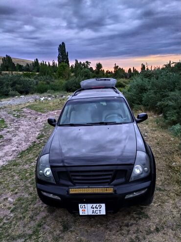 ssangyong rexton в Кыргызстан: Ssangyong Rexton 2.9 л. 2003