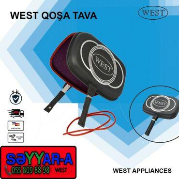 tava - Azərbaycan: West Qoşa Tava 𝑵𝒊𝒚𝒆 𝑩𝒊𝒛𝒊 𝑺𝒆𝒄𝒎𝒆𝒍𝒊𝒔𝒊𝒏𝒊𝒛?????𝑪𝒖𝒏𝒌𝒖;West Esl Alman