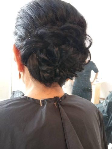 Мастер парикмахер курсы в Бишкек
