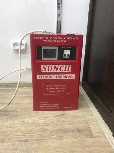стабилизаторы напряжения volter в Кыргызстан: Продаю стабилизатор напряжения! SUNCH DTMW-1000VA!