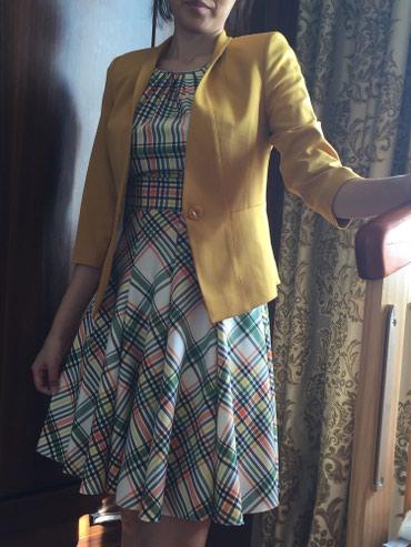 Платье + пиджак;размеры s,m,l в Бишкек