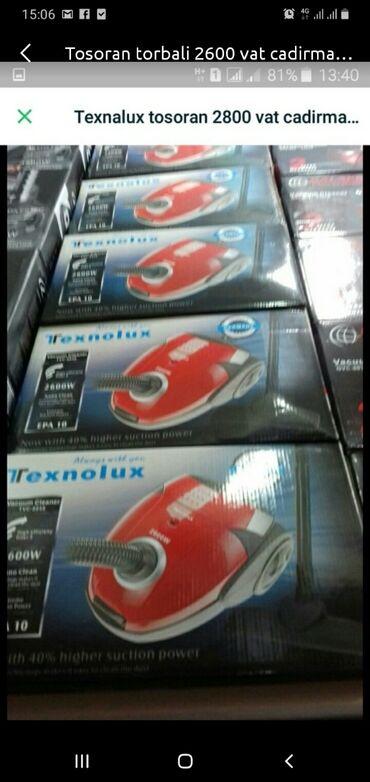 Texnalux tosoran torbayla