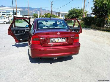 Opel Astra 1.6 l. 2000 | 162000 km