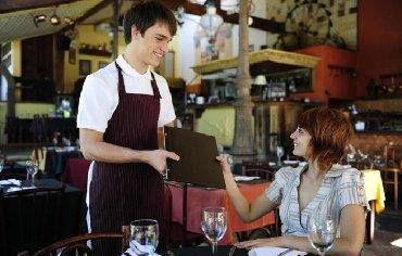 Ailəvi restorana 17-30 yaş aralığında Komilər (ofsiant köməkçiləri) в Bakı