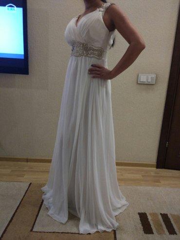 Шикарное платье, одевали один раз на в Бишкек