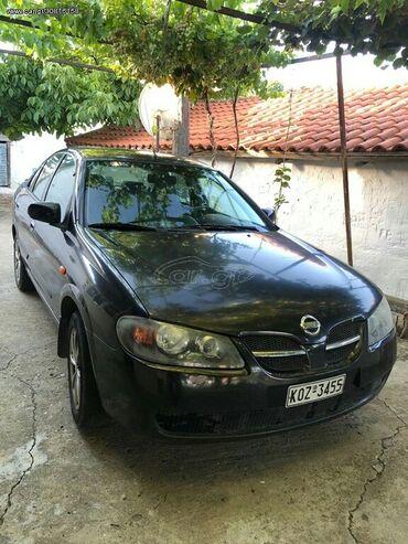 Nissan Almera 1.5 l. 2004   221637 km