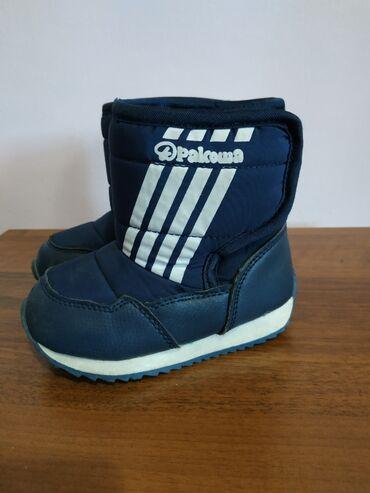туфли 24 размер в Кыргызстан: Зимние сапоги размер 24, по стельке 15 см. Подойдут как на мальчика т