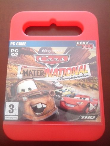 CARS MATER-NATIONAL for PC DVD-ROM σε Βόρεια & Ανατολικά Προάστια